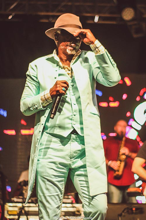 Alpha Blondy (Photo: Maxwell Otiende)