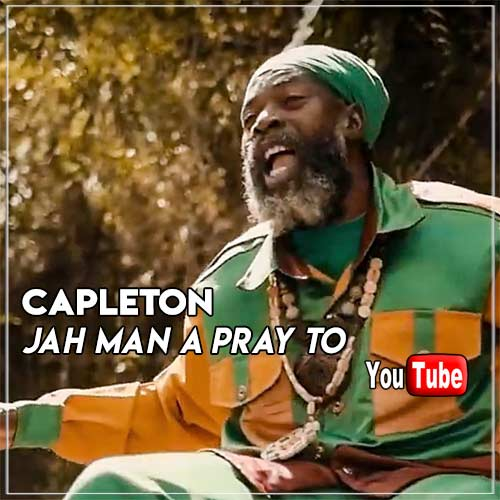 Capleton - Jah Man A Pray To