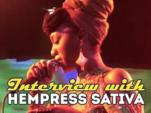 Interview with Hempress Sativa