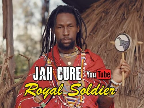 Jah Cure – Royal Soldier | New Video