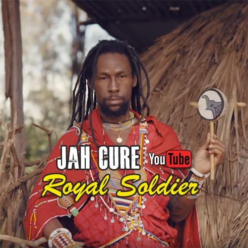 Jah Cure - Royal Soldier