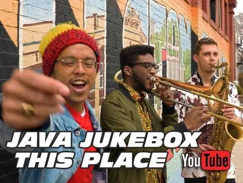 Java Jukebox – This Place   New Video