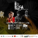 Alpha Blondy at Koroga Festival