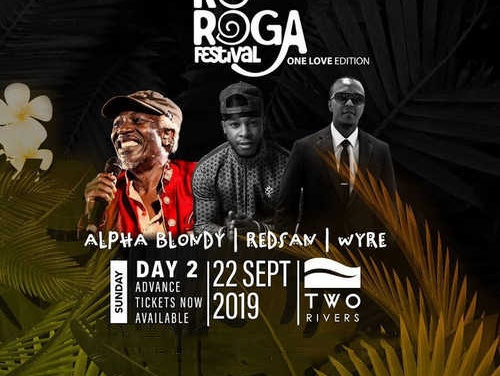 Alpha Blondy at Koroga Festival