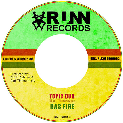 Ras Fire - Topic Dub