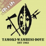 New in our Shop section: Tamoki-Wambesi-Dove