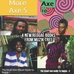 4 New Reggae Books From Muzik Tree