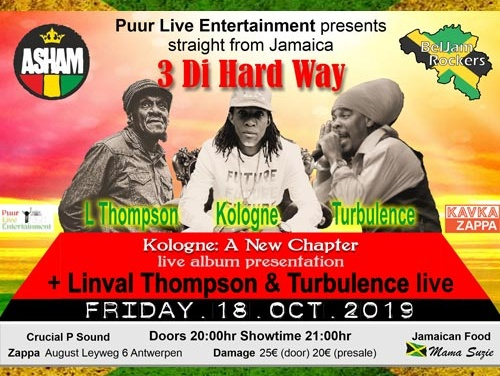 3 Di Hard Way | Live Event