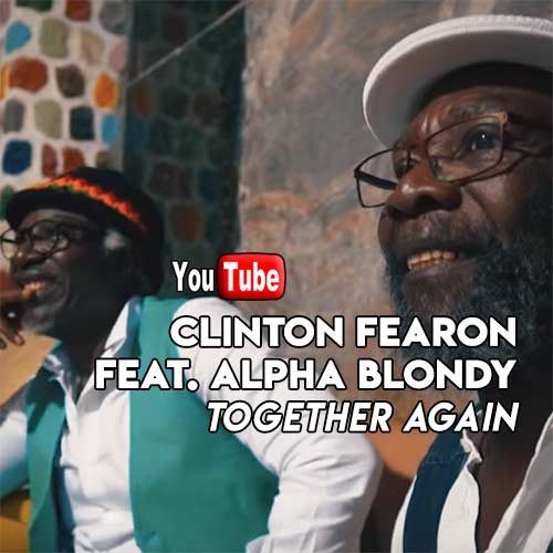 Clinton Fearon feat. Alpha Blondy - Together Again