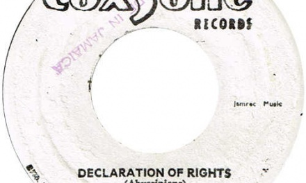 Declaration Of Rights Riddim