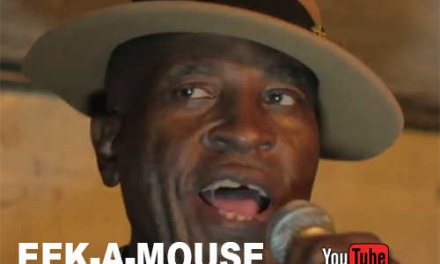 Eek-A-Mouse – Controversial Song | New Video