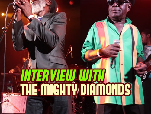 Interview with the Mighty Diamonds