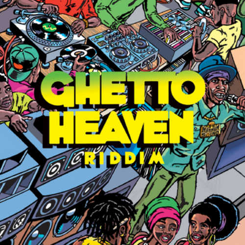 Various - Ghetto Heaven Riddim