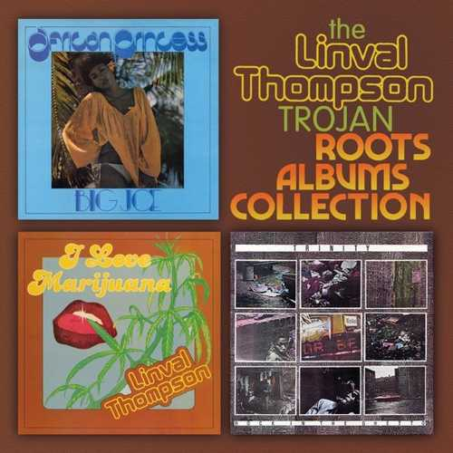 Various - Linval Thompson Trojan Roots Album Collection