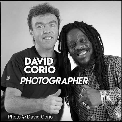David Corio - Photographer