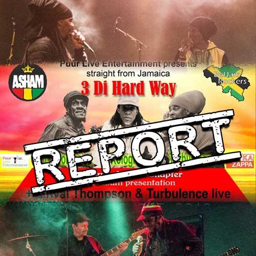 3 Di Hard Way | Kologne, Linval Thompson & Turbulence