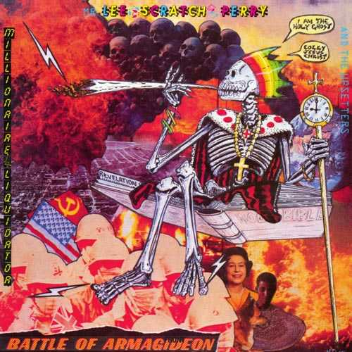 Lee 'Scratch' Perry & The Upsetters - Battle Of Armagideon
