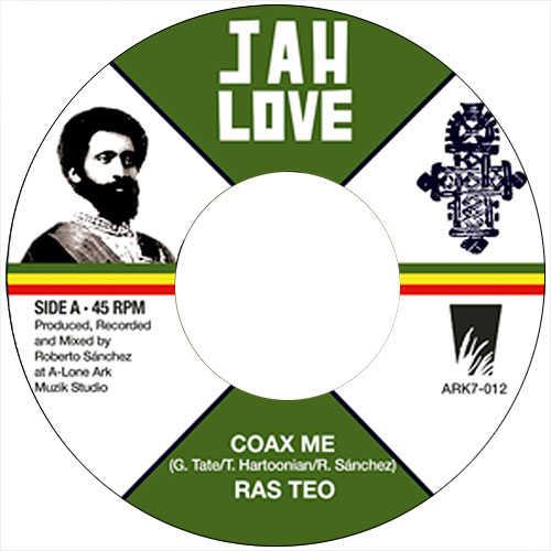 Ras Teo - Coax Me
