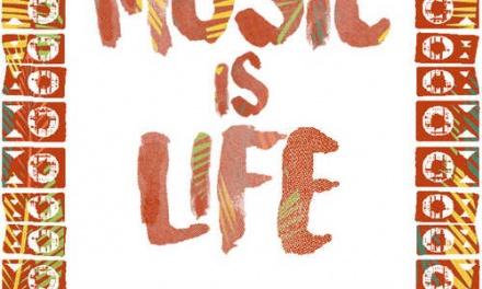 Warrior King feat. Mr. Diamond – Music Is Life