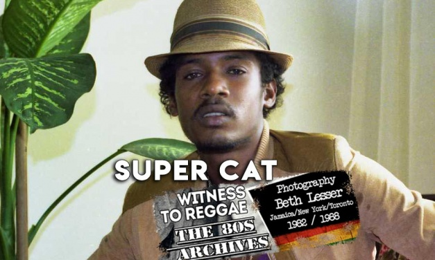 Witness To Reggae | Super Cat