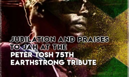 Peter Tosh 75th Earthstrong Tribute in Long Beach