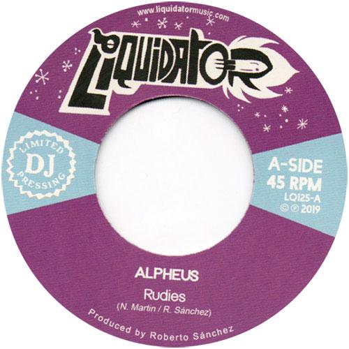 Alpheus - Rudies