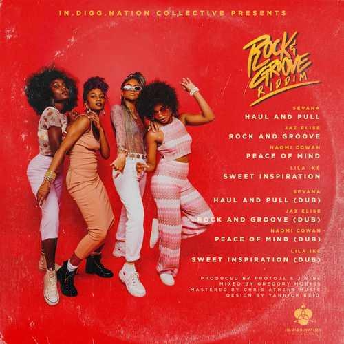 Backsleeve Rock & Groove Riddim