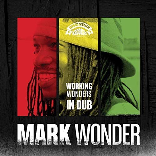 Mark Wonder - Working Wonders In Dub