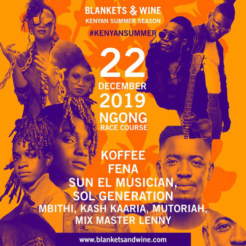 Blankets And Wine - December 22, 2019