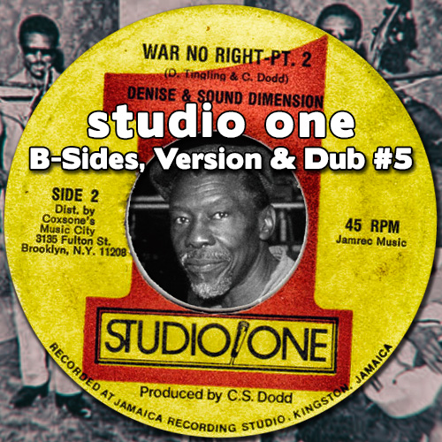 Studio One - B-Sides, Versions & Dubs #5