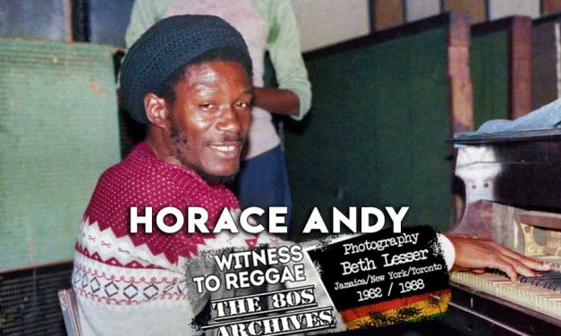 Witness To Reggae | Horace Andy