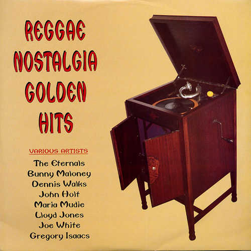 Various - Reggae Nostalgia Golden Hits