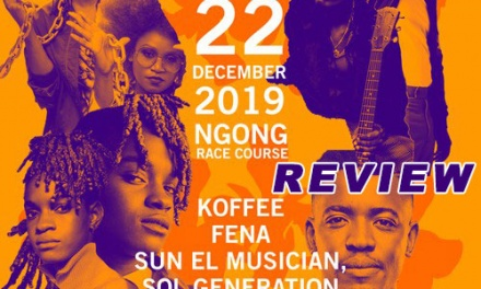 Koffee brews a Kenyan Summer Toast for Blankets And Wine | Concert Review