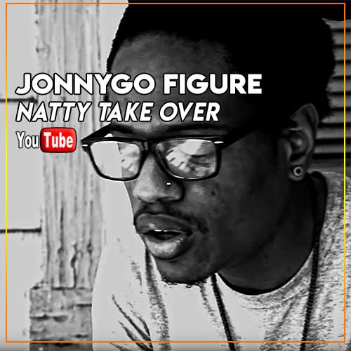 JonnyGo Figure - Natty Take Over