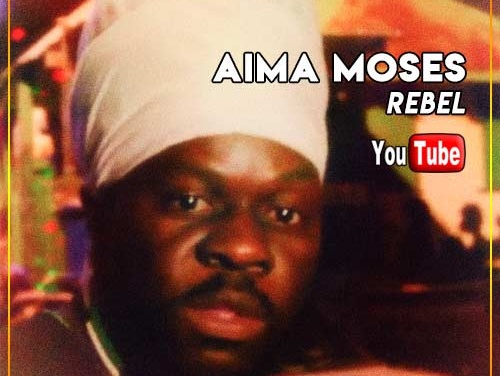Aima Moses – Re-Bel | New Video