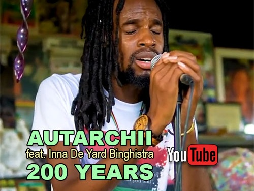 Autarchii feat. Inna De Yard Binghistra – 2000 Years | New Video