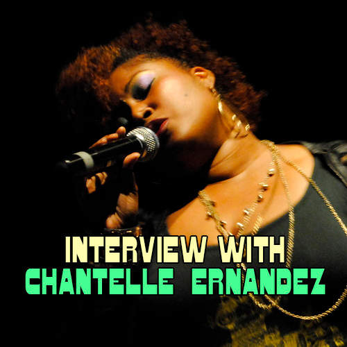 Interview with Chantelle Ernandez