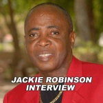 Interview with Jackie Robinson of The Pioneers
