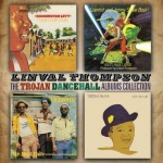 The Linval Thompson Trojan Dancehall Albums Collection