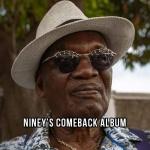 Niney's comeback album