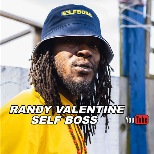 Randy Valentine - Self Boss