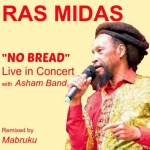 Ras Midas' first Live Performance release