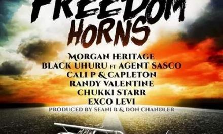 Various – Freedom Horns Riddim