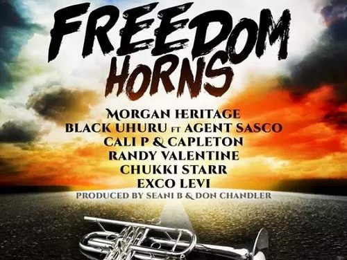 Various – Freedom Horns Riddim