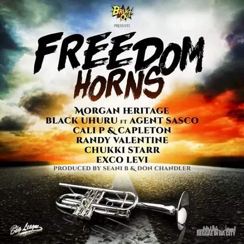 Various - Freedom Horns Riddim