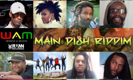 Various – Main Dish Riddim