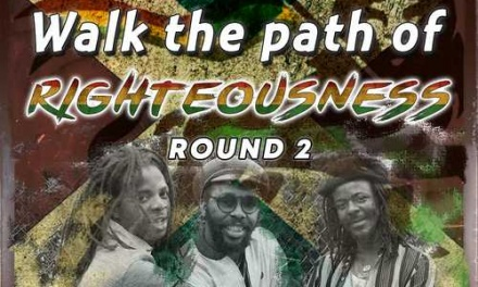 Walk The Path of Righteousness – Round 2