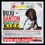 Beautiful Sights & Sounds as Buju Banton lands in Kenya