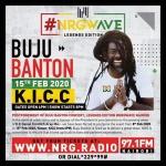 Beautiful Sights & Sounds as Buju Banton lands in Kenya