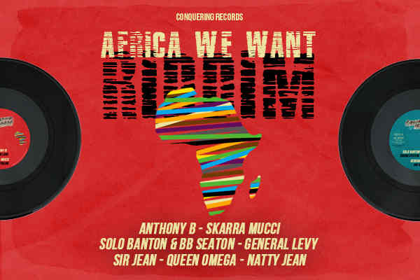 Buy Africa We Want Riddim